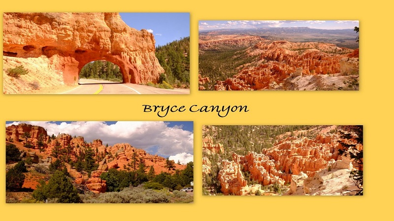 Le Parc National de Bryce Canyon. 6_bryc18