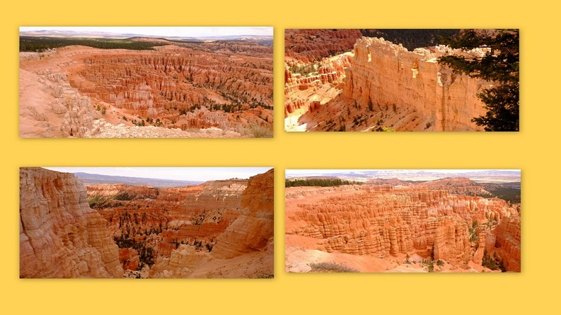 Le Parc National de Bryce Canyon. 6_bryc20