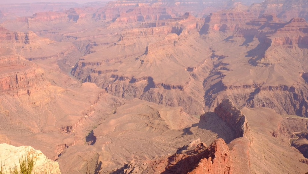 Le 07.06.2018 Flagstaff.Le Grand Canyon.... Dscf0112
