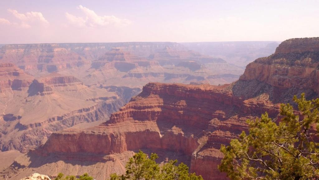 Le 07.06.2018 Flagstaff.Le Grand Canyon.... Dscf0113