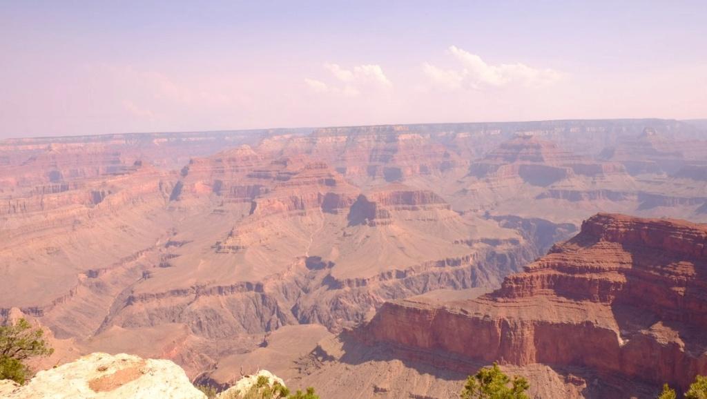 Le 07.06.2018 Flagstaff.Le Grand Canyon.... Dscf0114