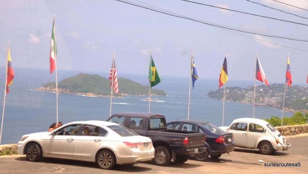 Le 27.06.2018 Acapulco et Puerto Vallarta. Dscf8618