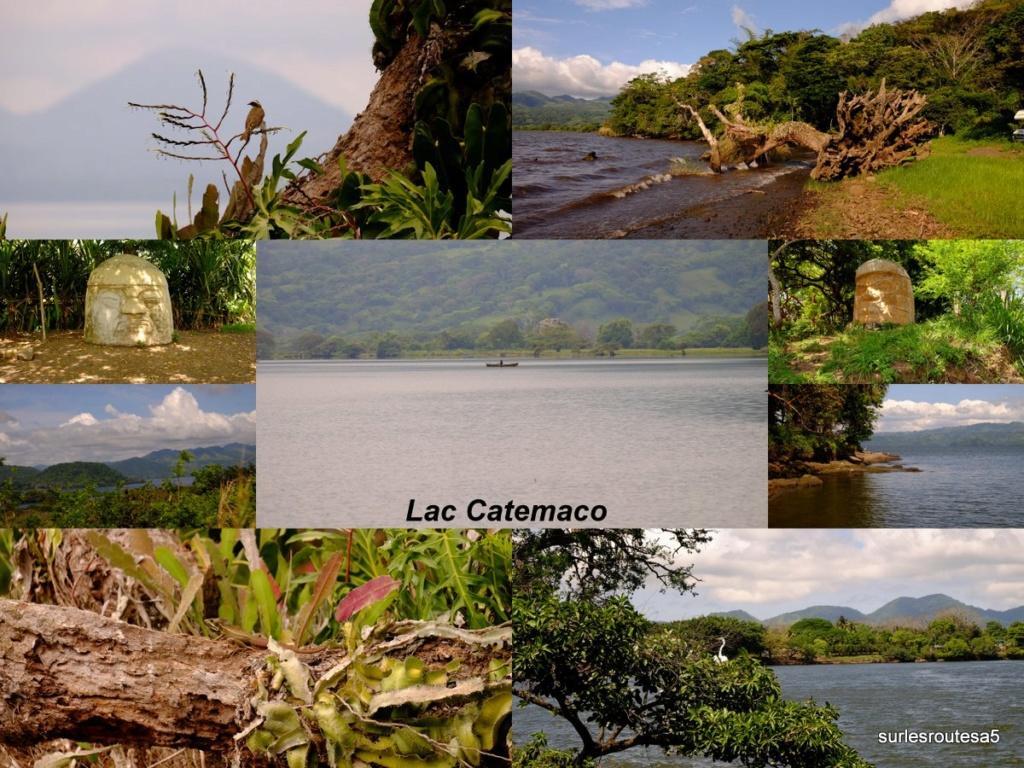 Le 07.05.2018 Lac Catemaco. Foto110