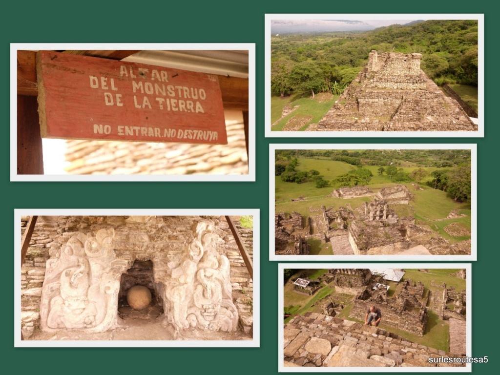 Le 15.06.2018  Palenque. Foto911