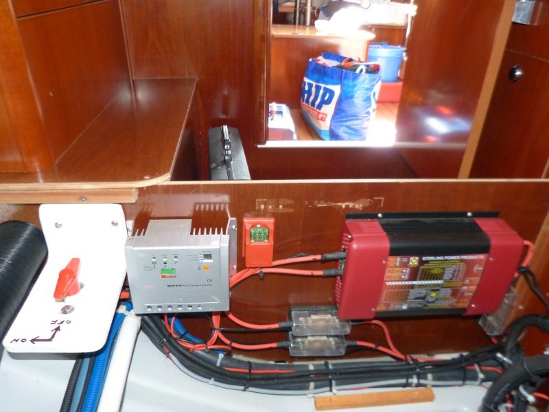 Installation de panneaux photovoltaïques P1070317
