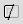 Description des caractères de la barre d'outil. 126