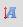 Description des caractères de la barre d'outil. 143