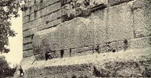Nos civilisations perdues mais comment ont-ils fait cela? Megali10