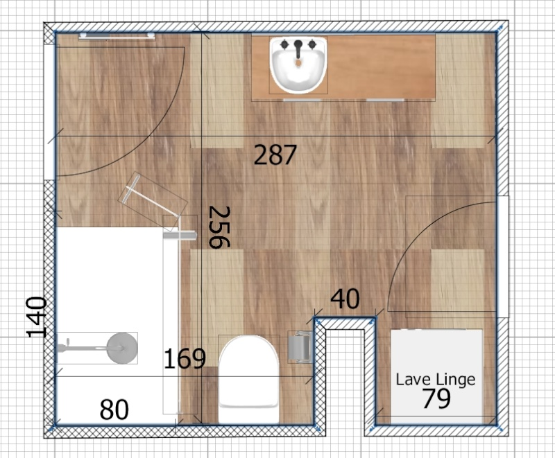 Besoin d'aide pour rénovation de salle de bain Plan10