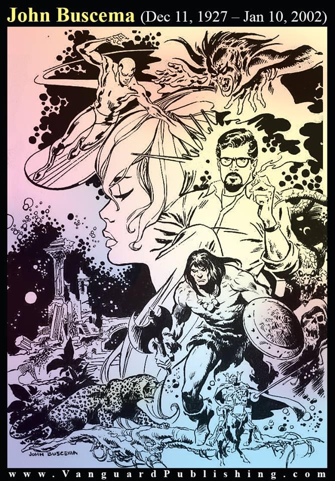LISTA de ilustradores de Conan - Page 4 98884710