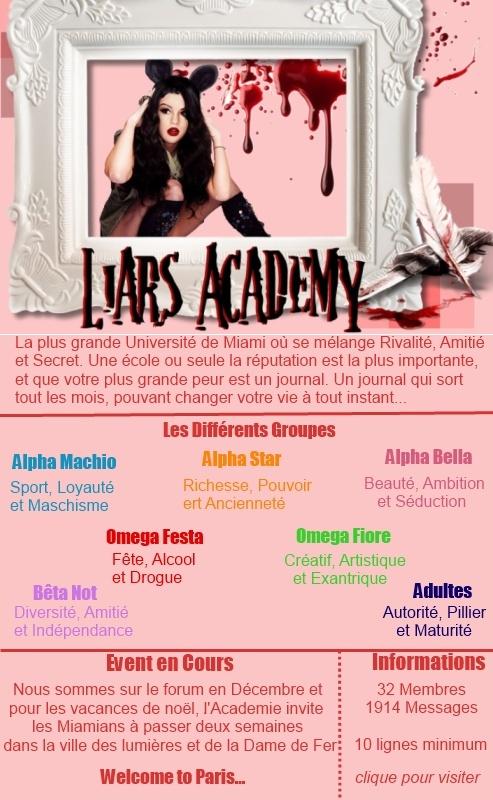 •• Liars Academy  Parten10