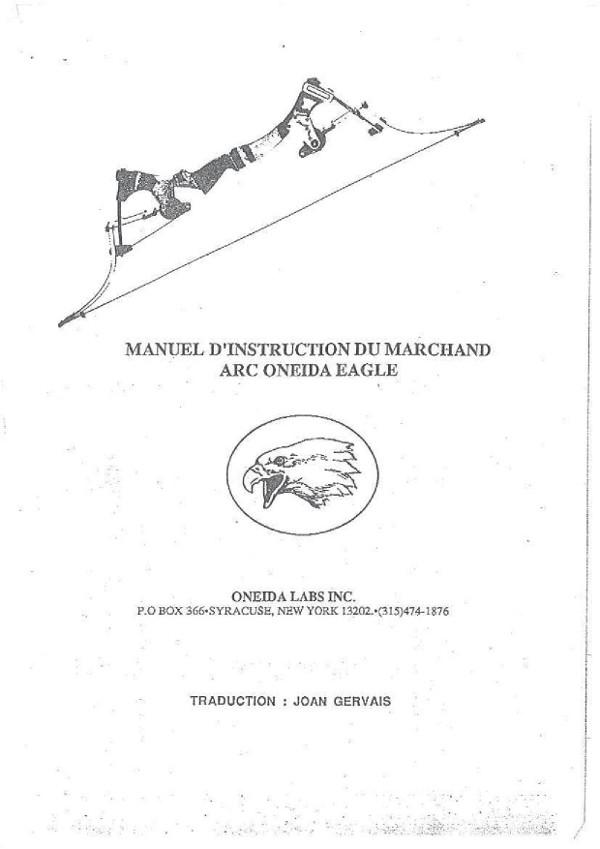 manuel oneida. Doc-on10