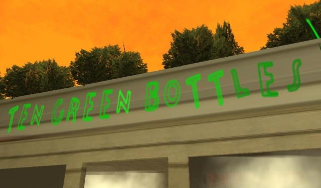 [CLOSED] :: K.K. The Green Bottles Lounge! :: Mr. K. Kazuto Galler84