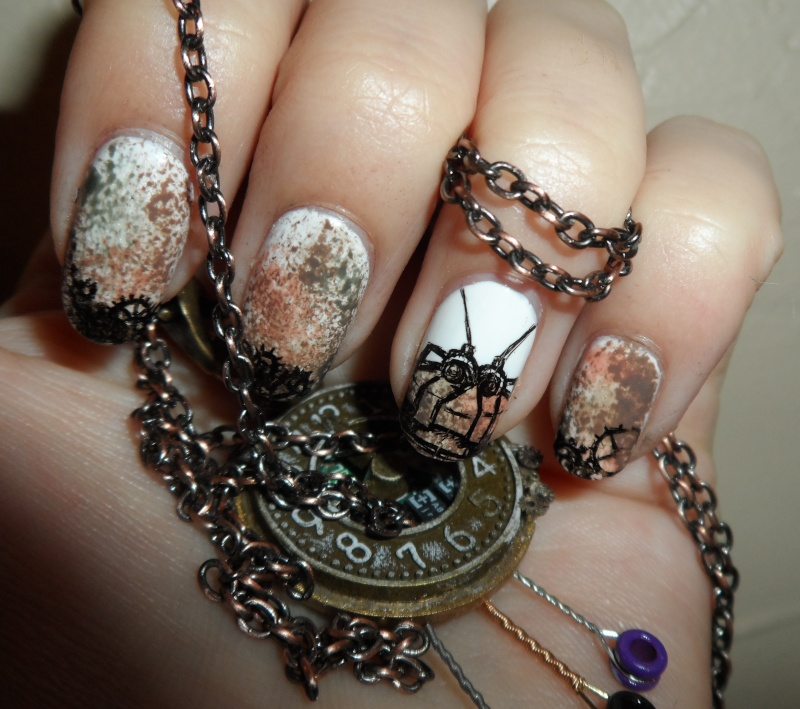 [Nail-art] Fan-art sur ongles - Page 3 Sam_3313