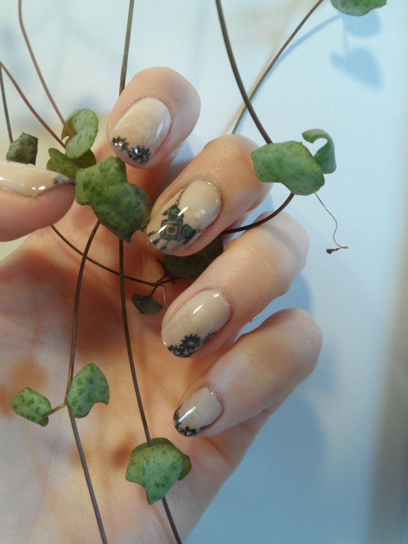 [Nail-art] Fan-art sur ongles - Page 5 Sam_5010