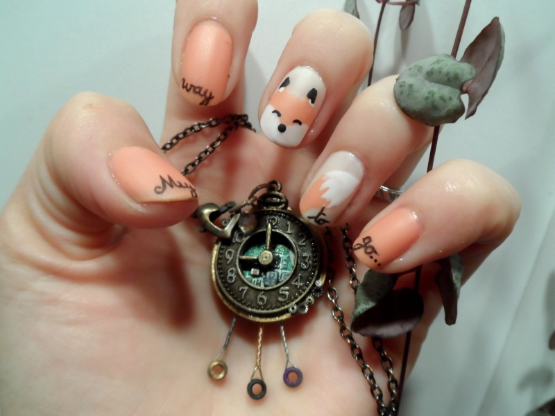 [Nail-art] Fan-art sur ongles - Page 5 Sam_5910