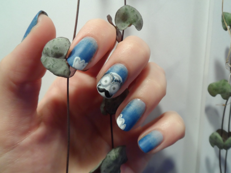 [Nail-art] Fan-art sur ongles - Page 6 Sam_6010