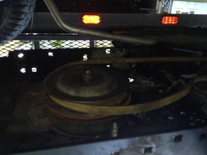 craftsman drag race mower Image13