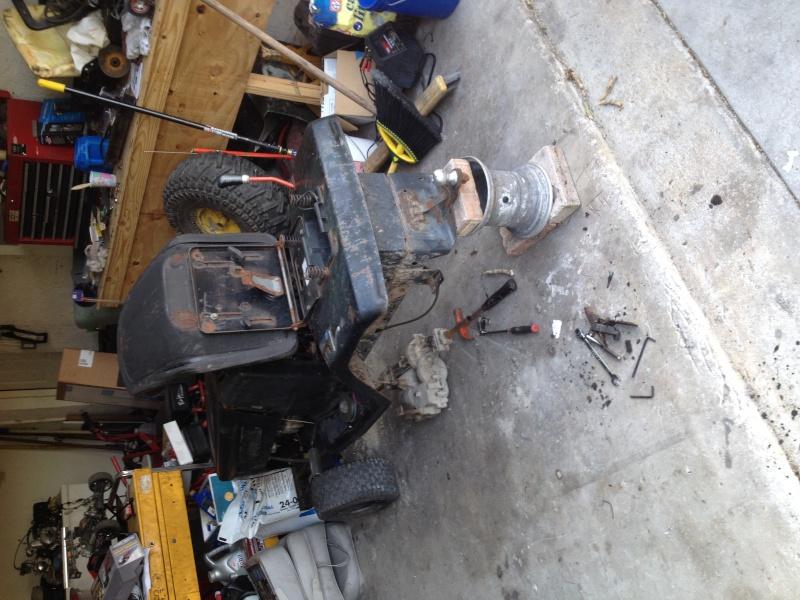"""Plan B"" Murray mud mower Image37"