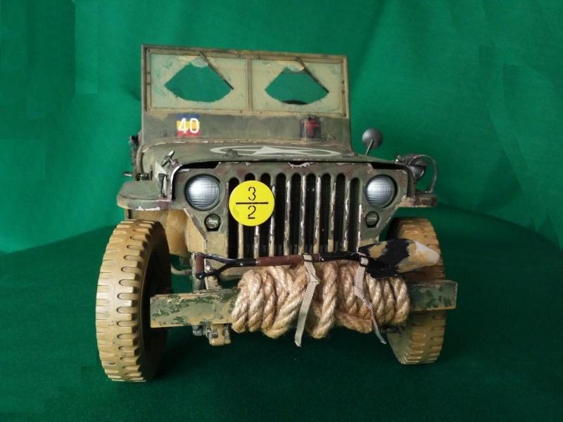 british jeep HQ R.E.M.E. 11010