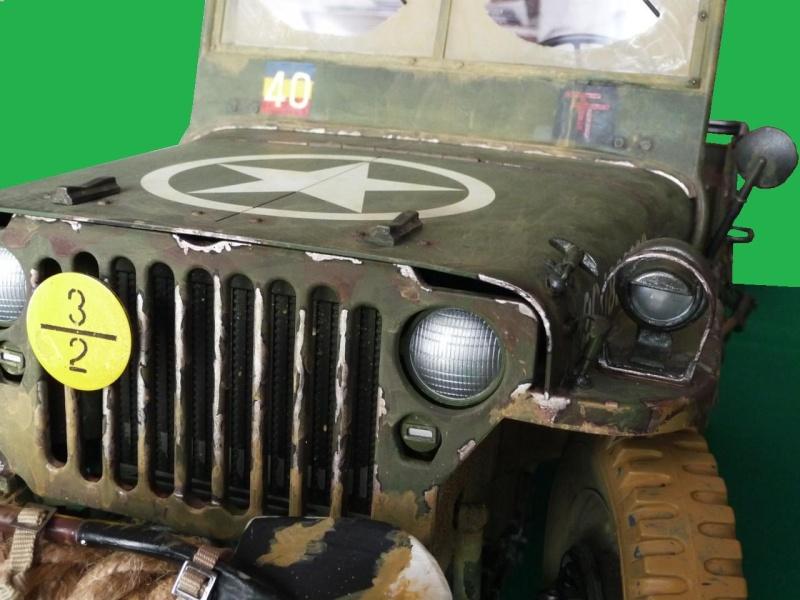 british jeep HQ R.E.M.E. 12110