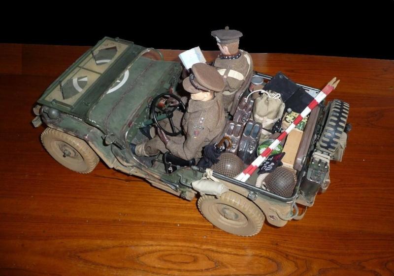 british jeep HQ R.E.M.E. 2222212