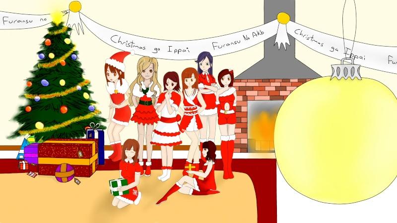 Christmas ga Ippai - Page 10 Christ13