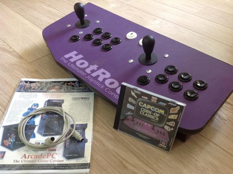 (Vendu) Stick arcade Hanaho HotRod  Image15