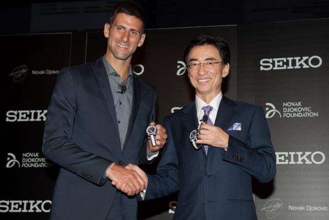 Novak Djokovic signe pour 3 ans avec Seiko... Novak-10