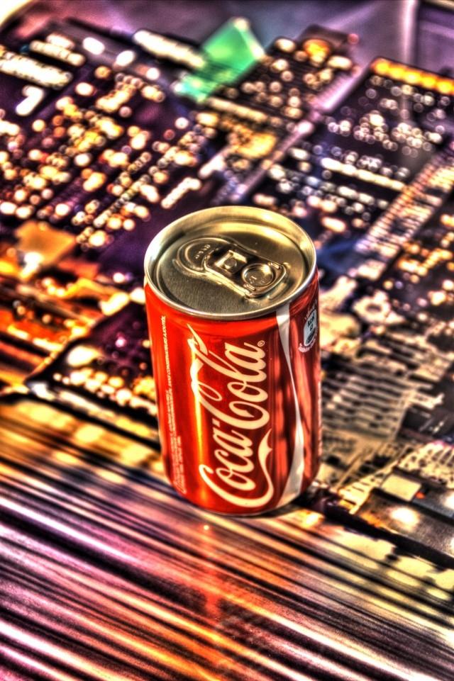 Une petit soif Coca211