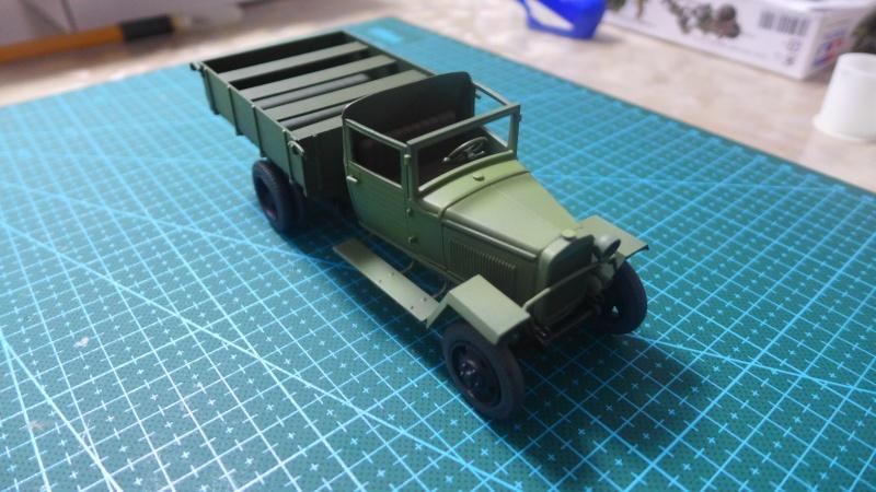 GAZ-MM von Zvezda P1010310