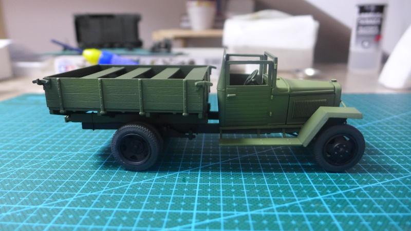 GAZ-MM von Zvezda P1010311