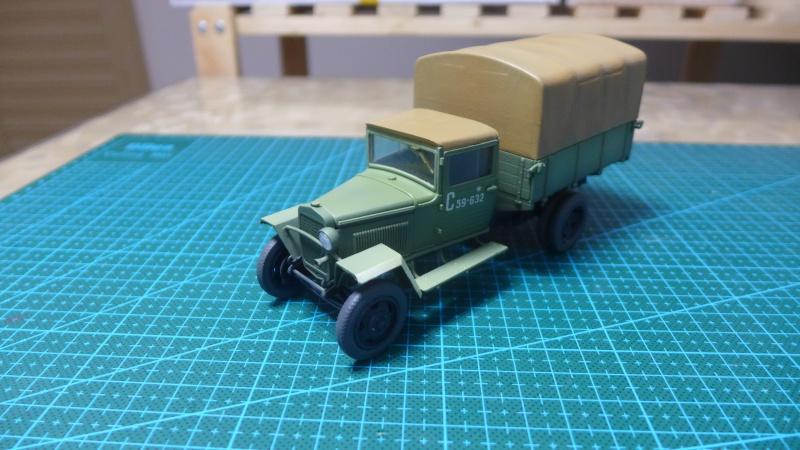 GAZ-MM von Zvezda P1010315