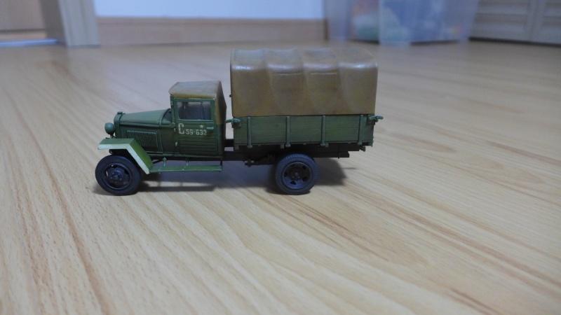 GAZ-MM von Zvezda P1010335