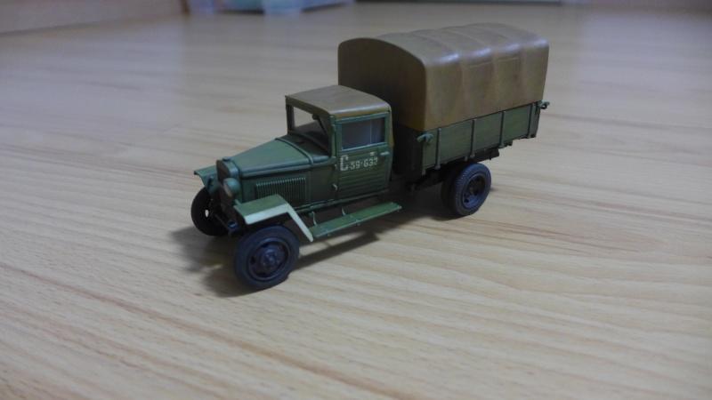 GAZ-MM von Zvezda P1010336