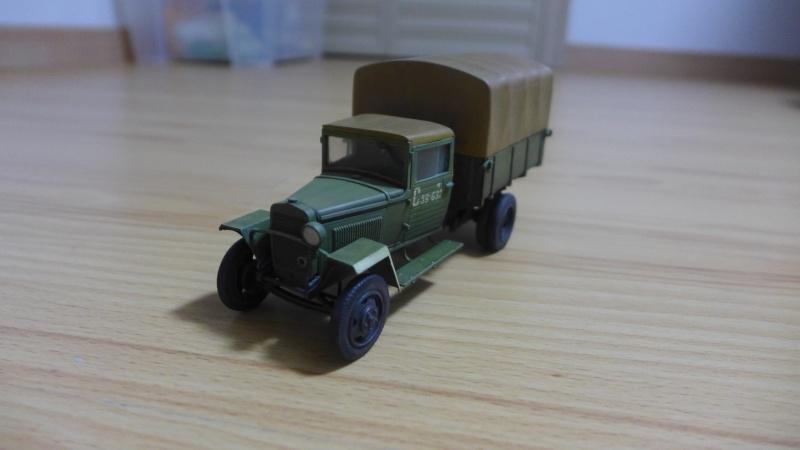 GAZ-MM von Zvezda P1010337