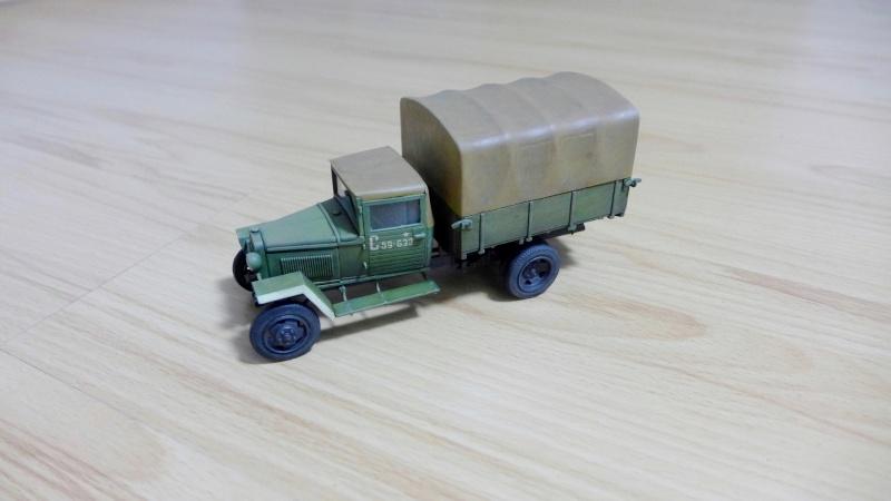 GAZ-MM von Zvezda - Seite 2 P1010338