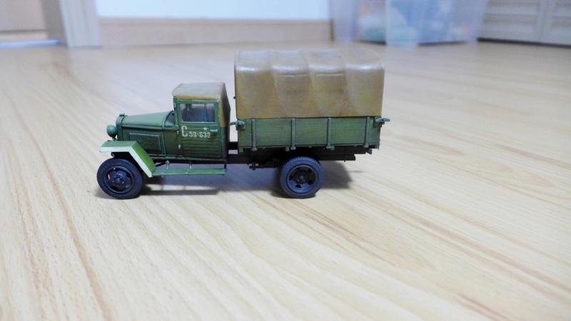 GAZ-MM von Zvezda - Seite 2 P1010339