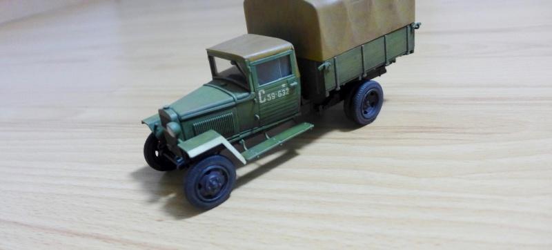 GAZ-MM von Zvezda - Seite 2 P1010340