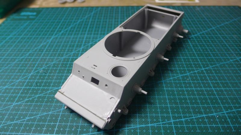 KV-1 von Trumpeter P1010411
