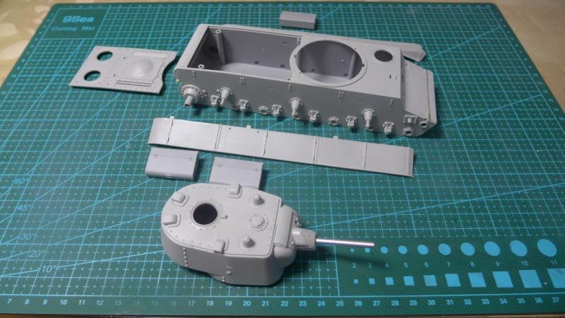 KV-1 von Trumpeter P1010415