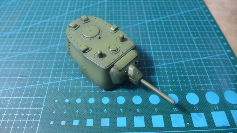 KV-1 von Trumpeter P1010431