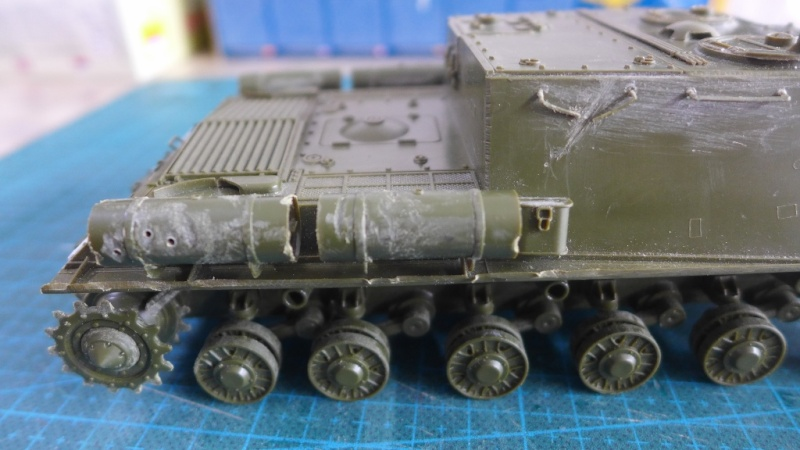 ISU-152 von Zvezda P1010541