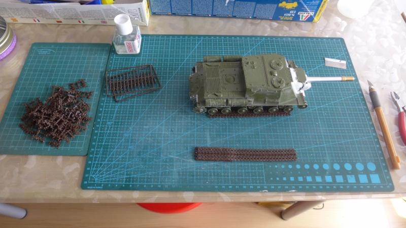 ISU-152 von Zvezda P1010543