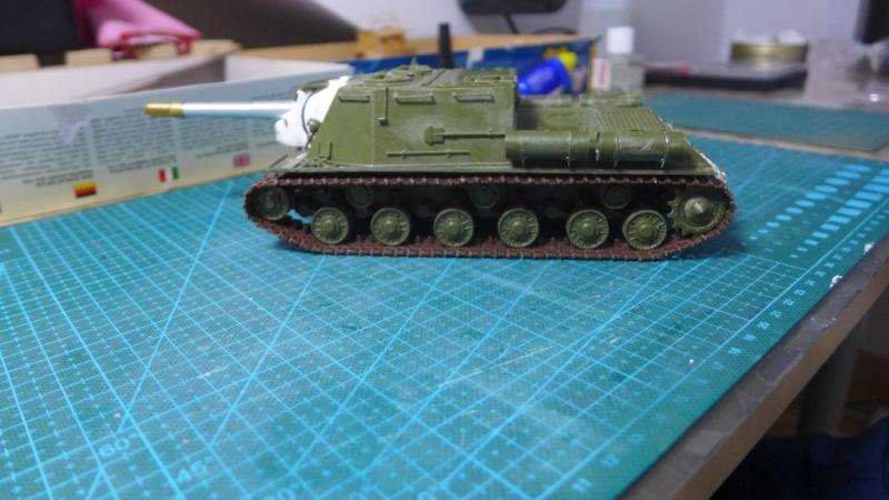 ISU-152 von Zvezda P1010545