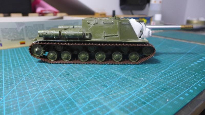 ISU-152 von Zvezda P1010546