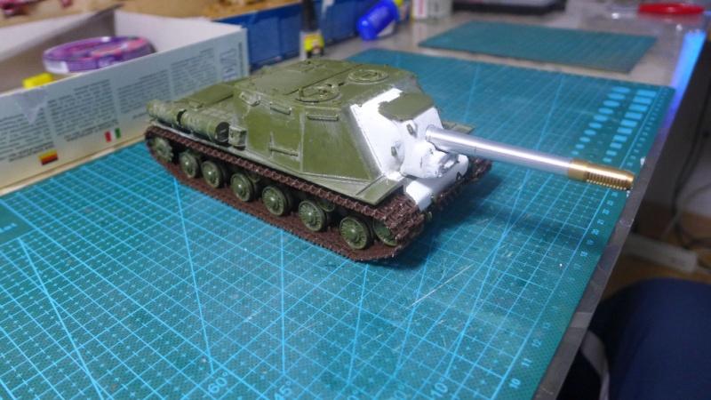 ISU-152 von Zvezda P1010547