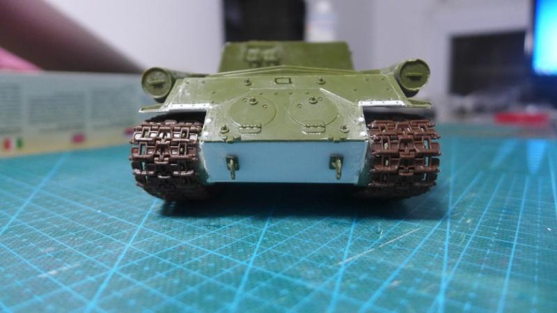 ISU-152 von Zvezda P1010548