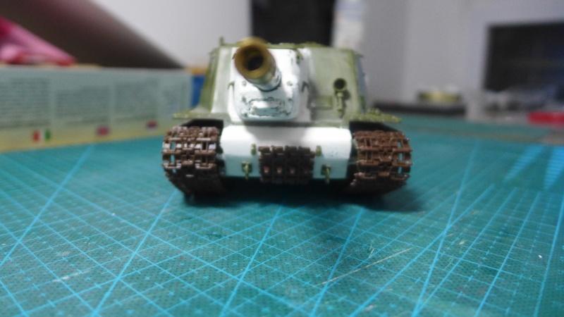 ISU-152 von Zvezda P1010549