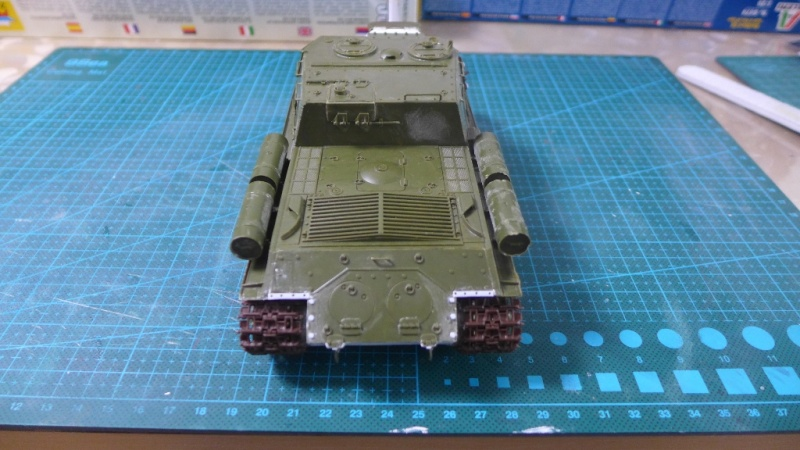 ISU-152 von Zvezda P1010550